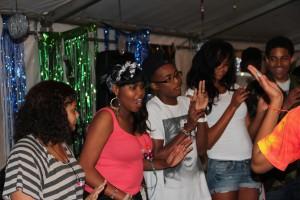 LifeBeat youth camp 2012
